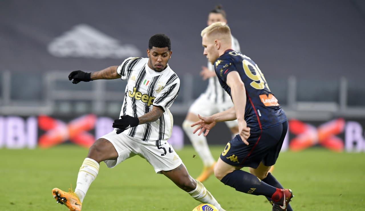 04 Juventus Genoa 13 gennaio 2021