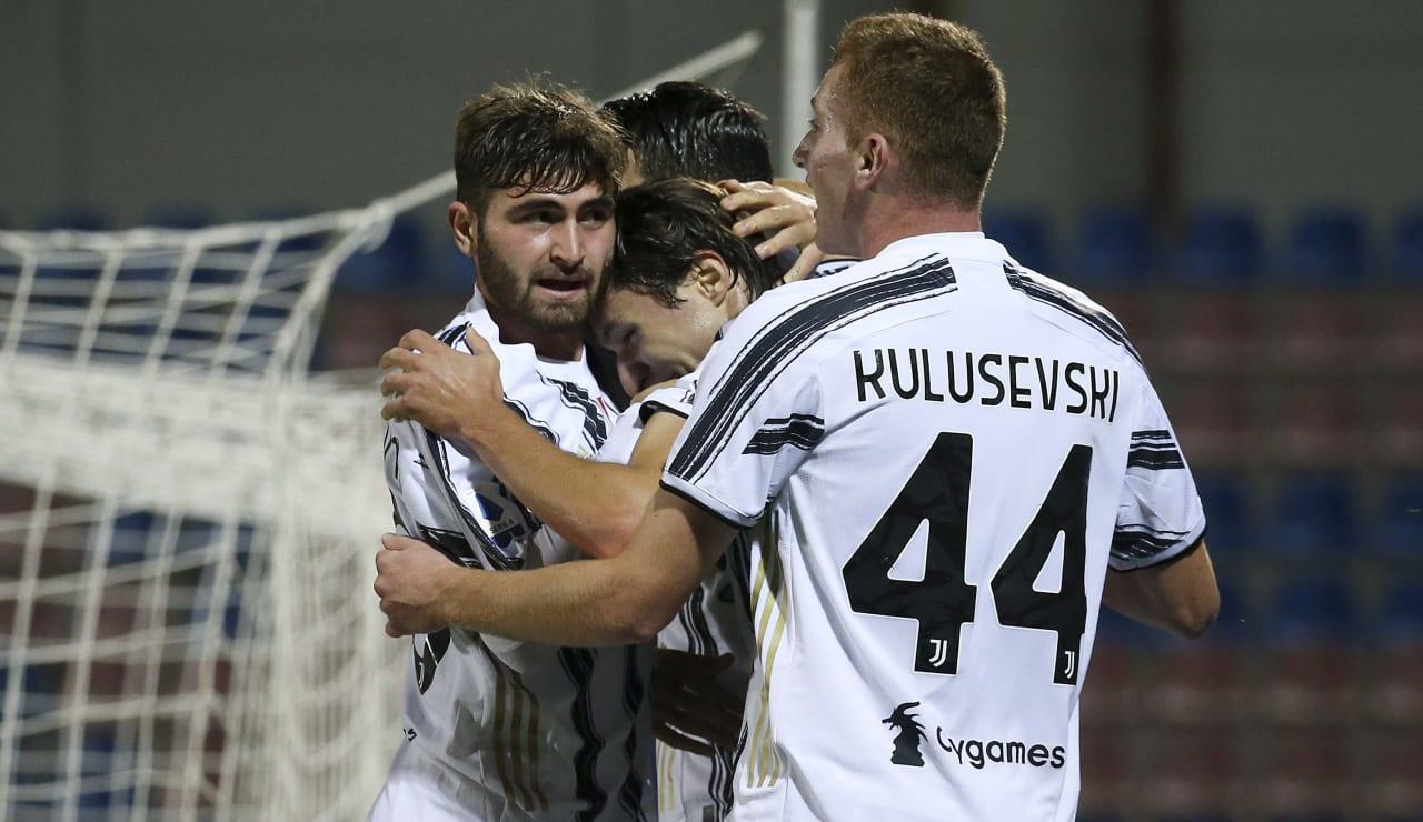 09 Crotone Juventus 17 ott 2020