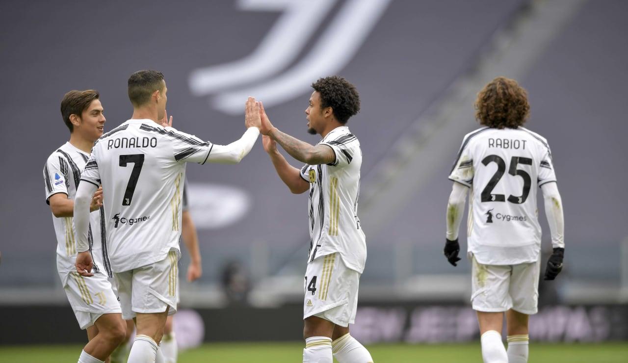 19 Juventus Genoa 11 aprile 2021