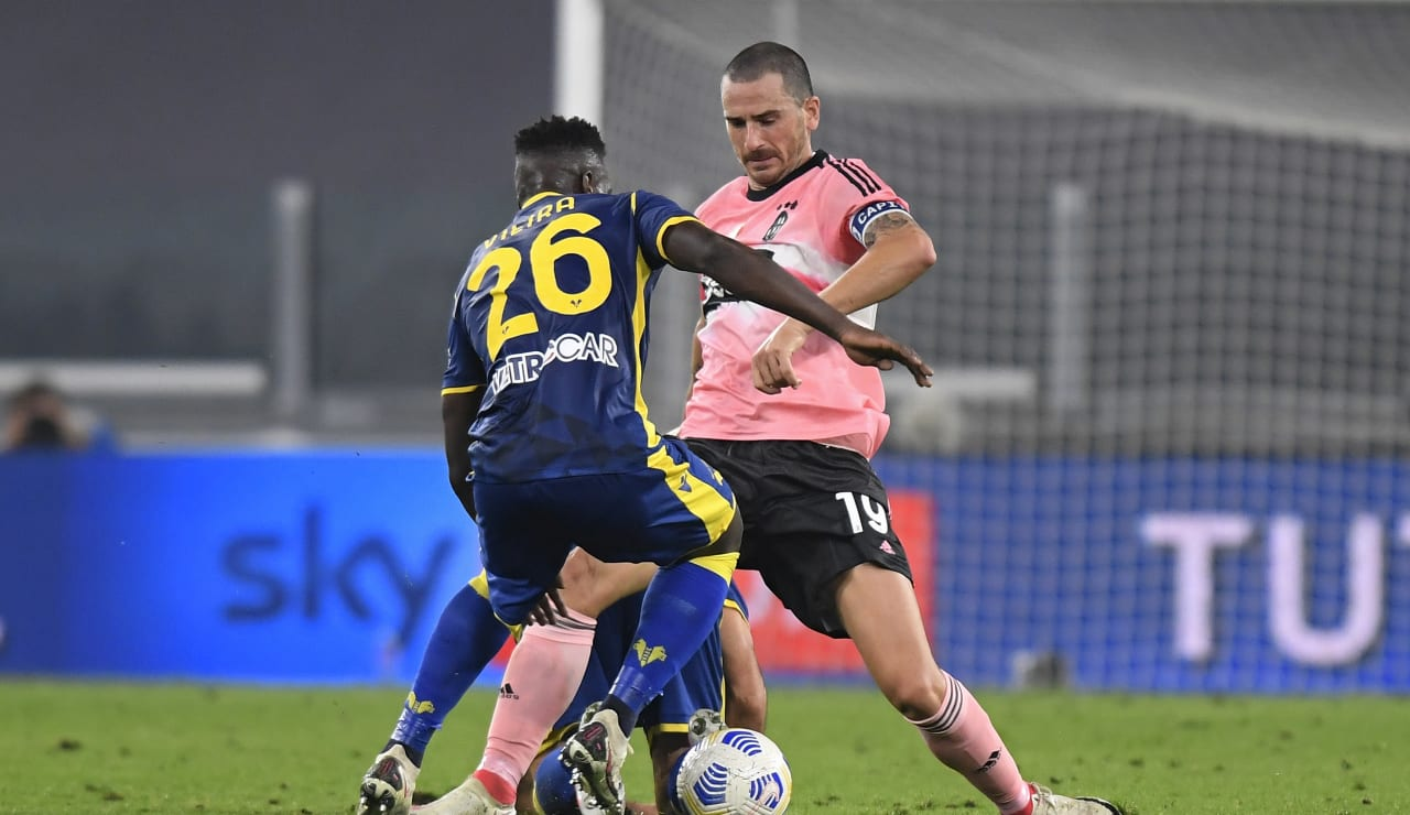 03 Juventus Hellas Verona 25 ottobre 2020