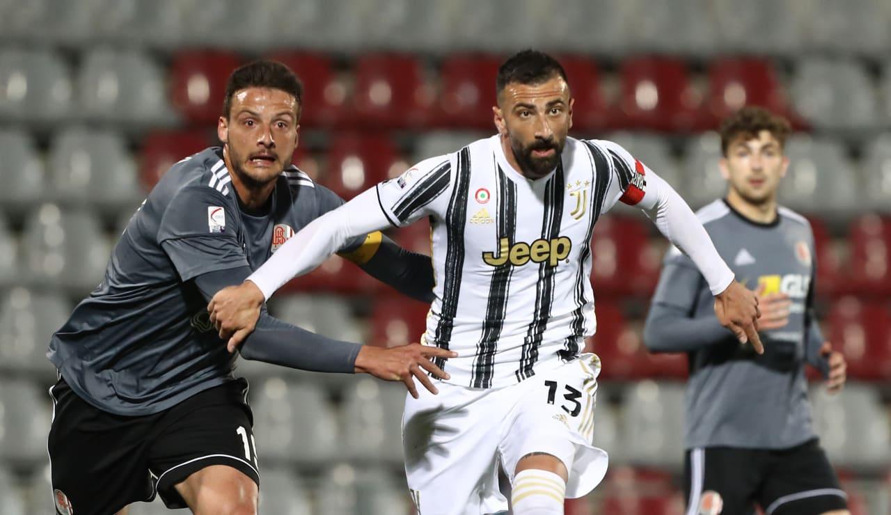 Alessandria - Juventus Under 23 - 16