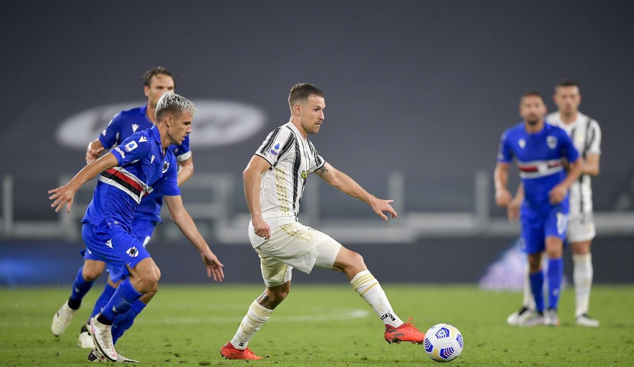 08 Juventus Sampdoria 20 settembre 2020