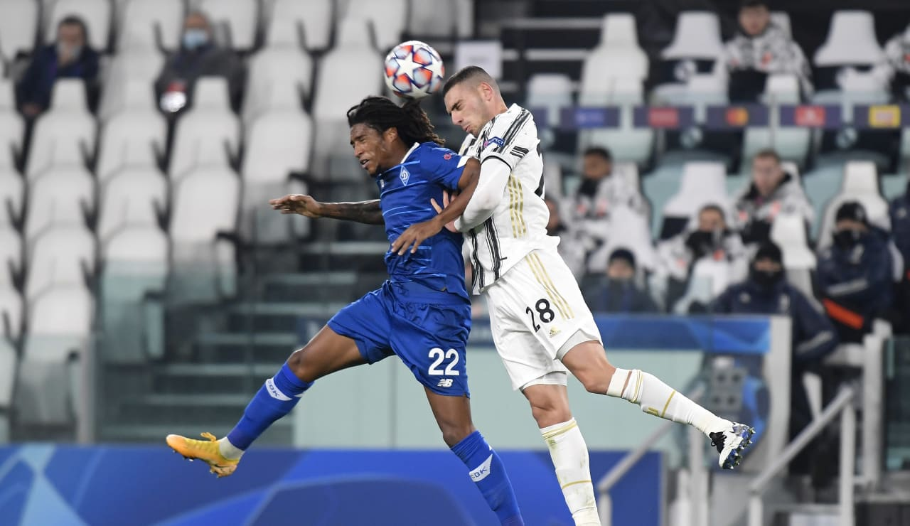 03 Juve Dinamo Kiev 2 dicembre 2020