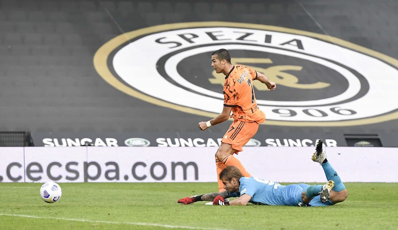 07 Spezia Juventus 1 novembre 2020