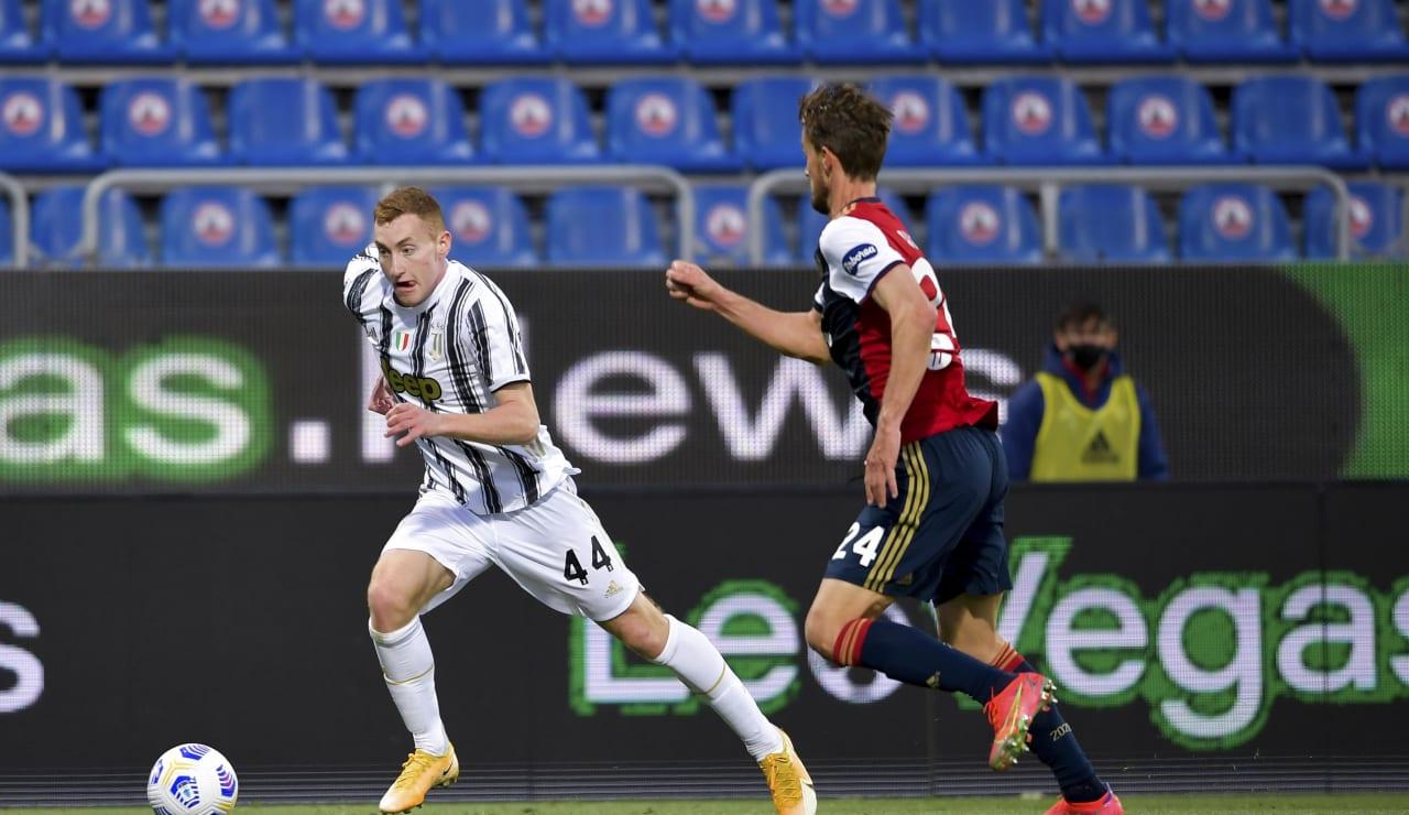 10 Cagliari Juve 14 marzo 2021