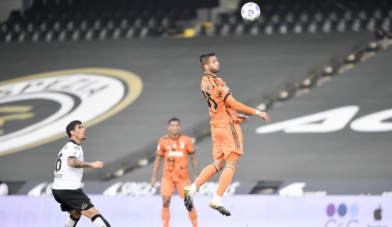 11 Spezia Juventus 1 novembre 2020