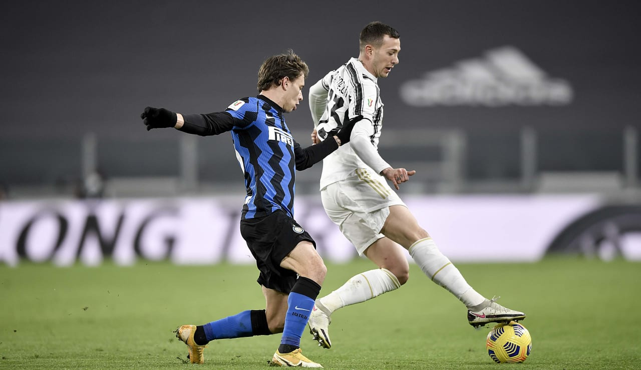 12 Juve Inter Coppa Italia 9 febbraio 2021