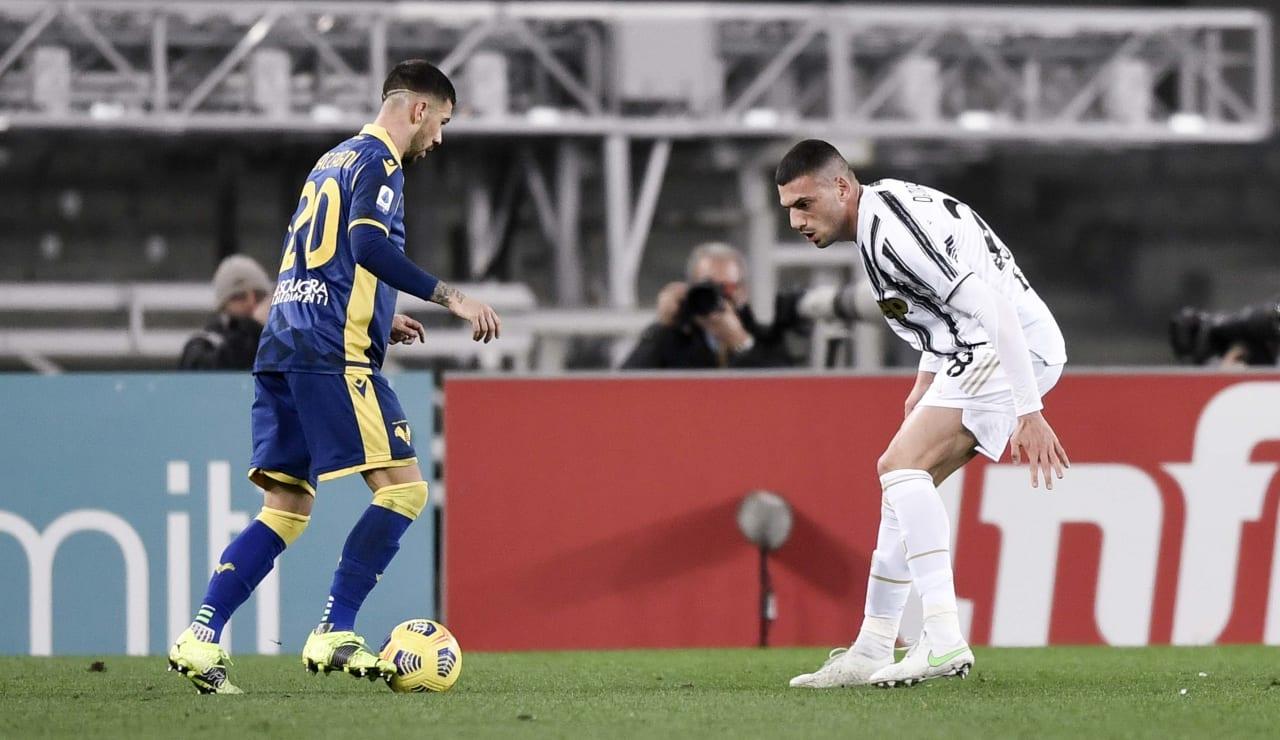 13 Hellas Verona Juventus 27 febbraio 2021