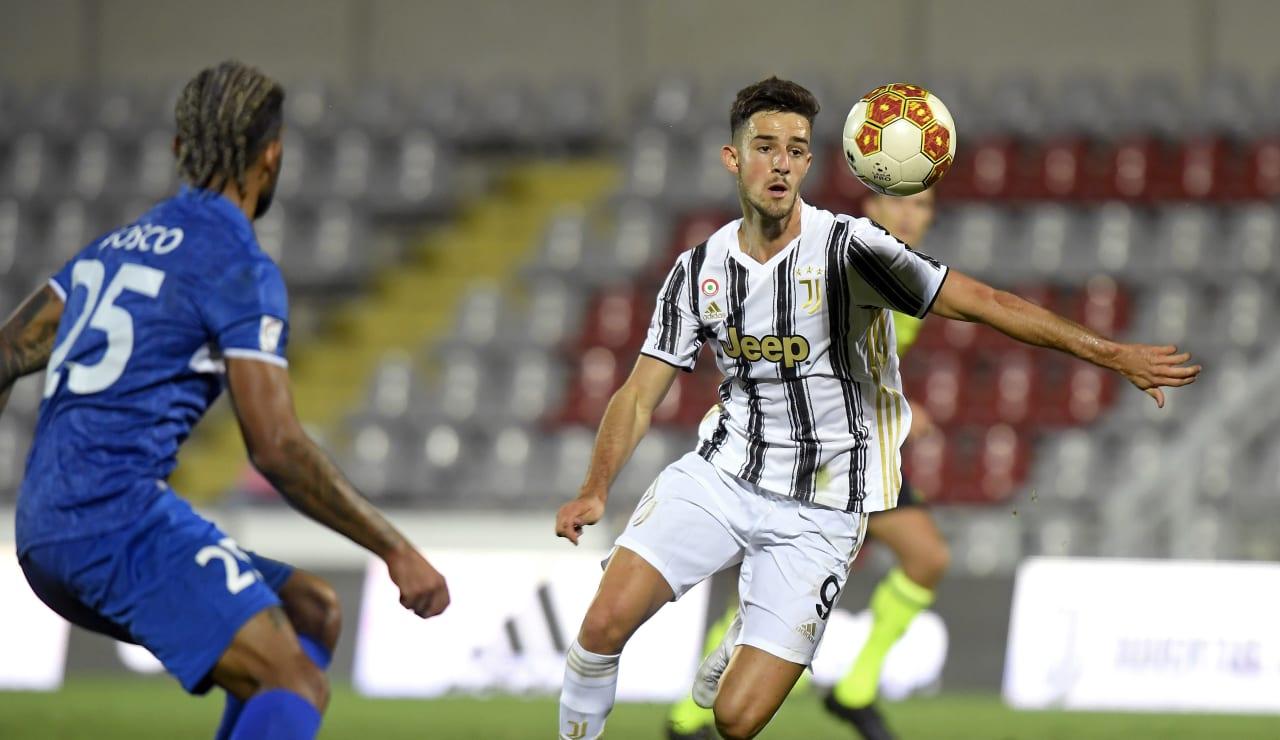 Juventus U23 Alejandro Marques
