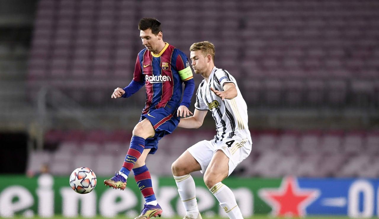 05 Barcelona Juventus 8 dicembre 2020