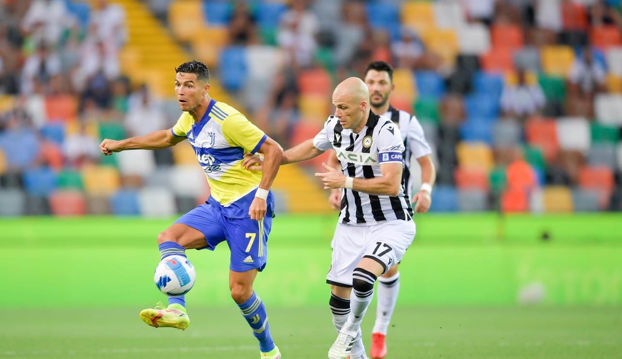 12 Udinese Juventus 22 agosto 2021