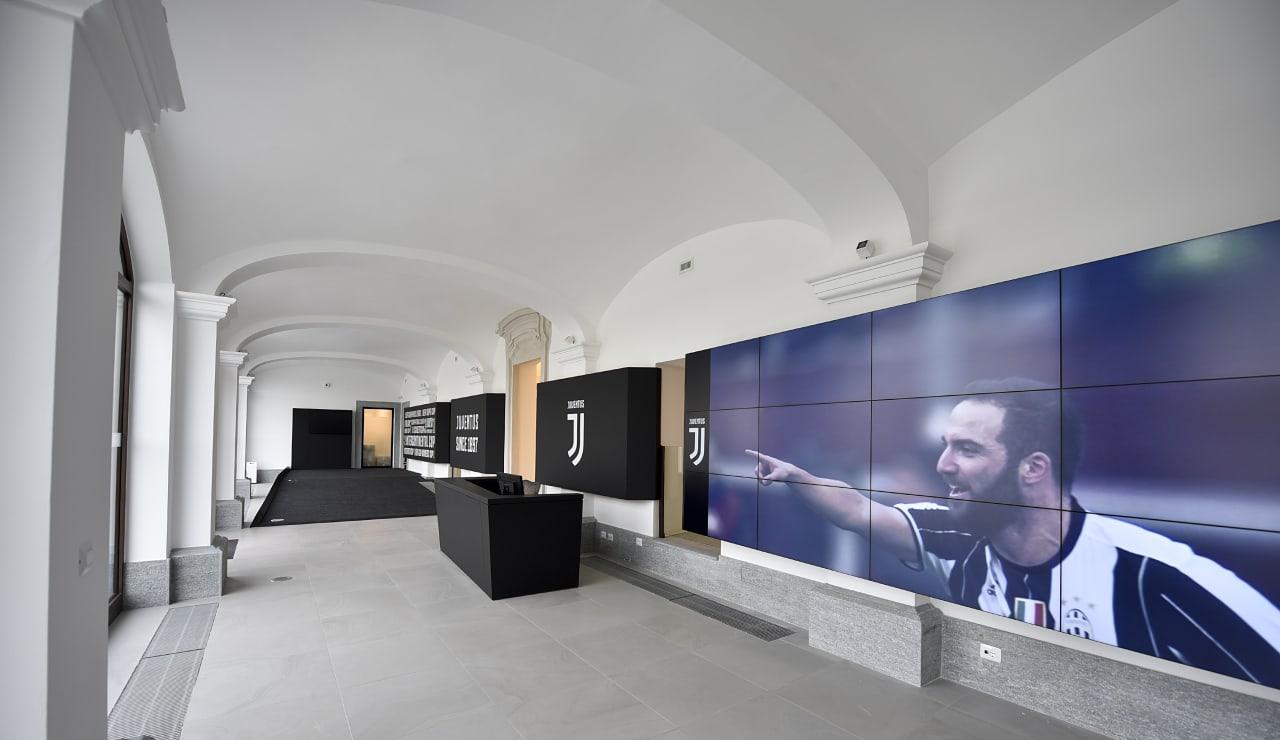 Juventus New Headquarters