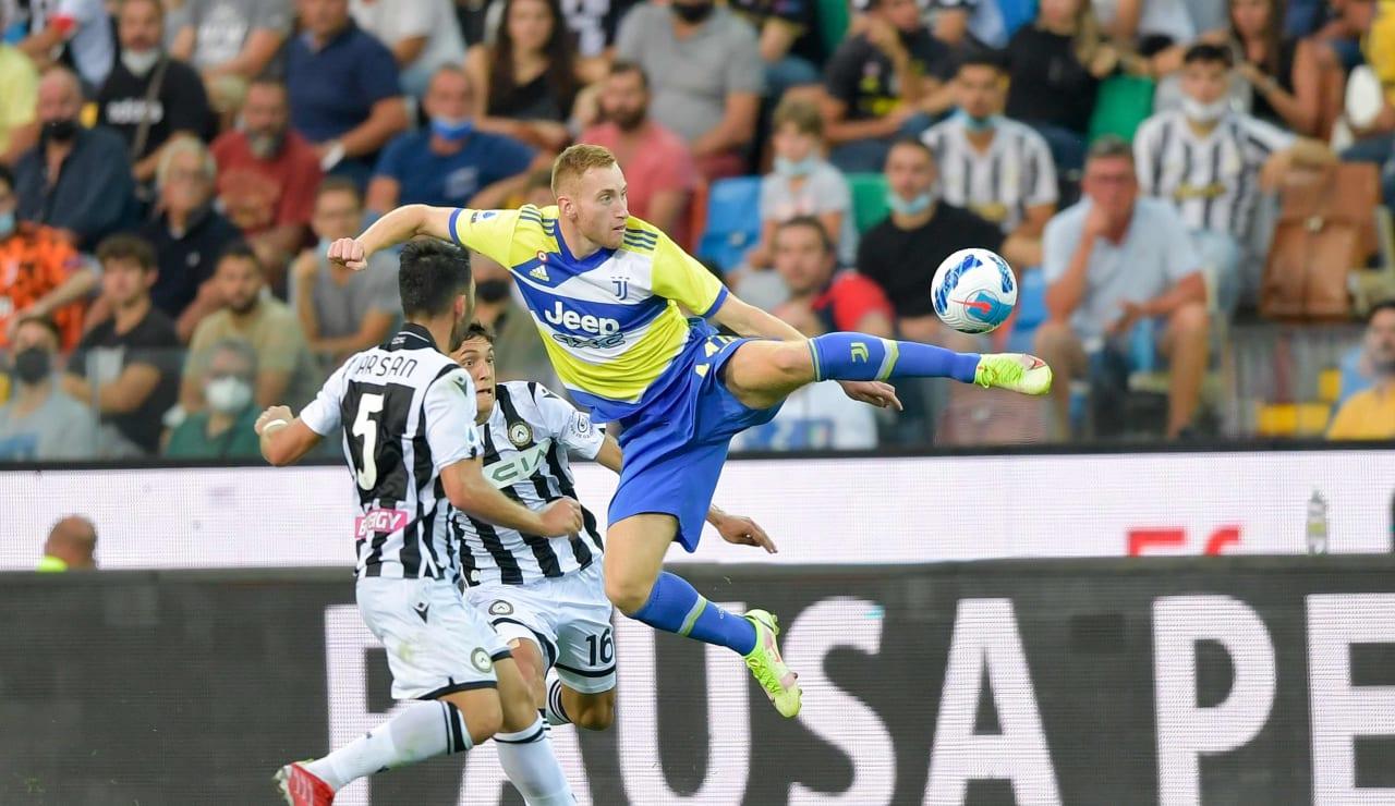 13 Udinese Juventus 22 agosto 2021