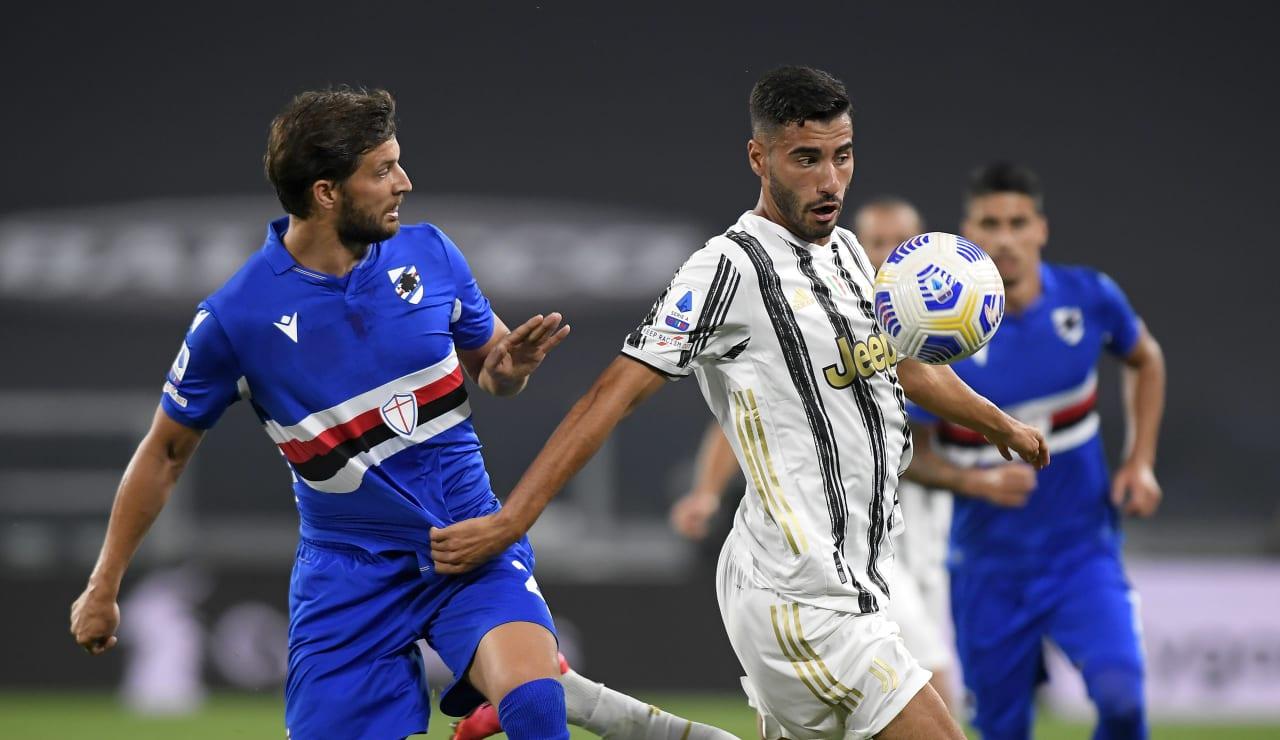 09 Juventus Sampdoria 20 settembre 2020