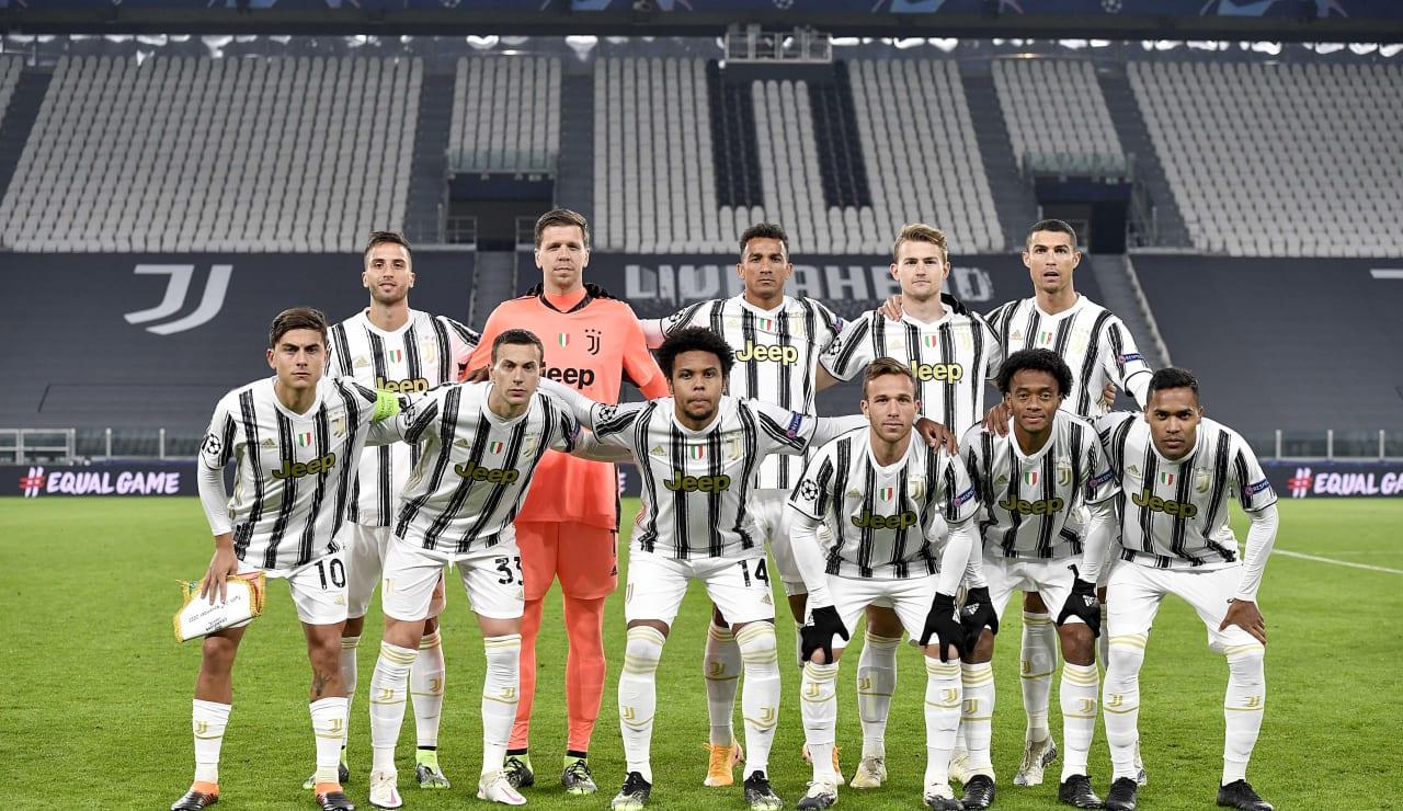 02 Juve Ferencváros 24 novembre 2020