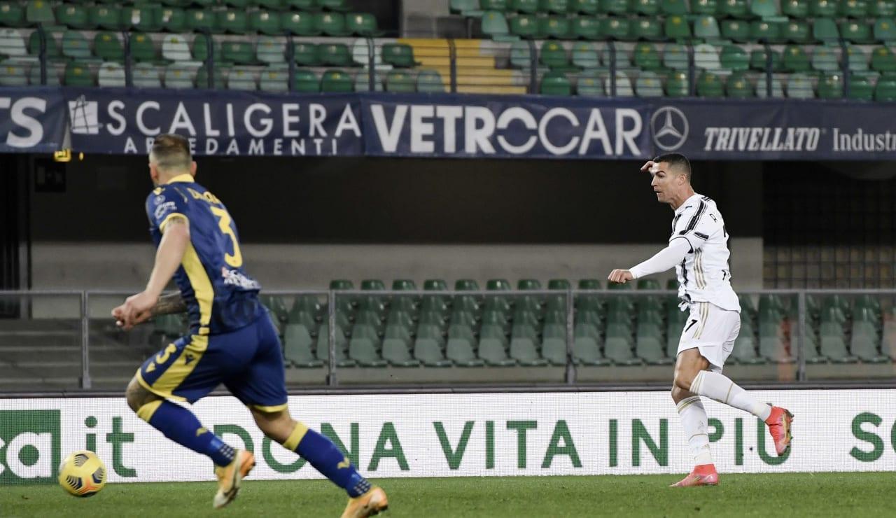 11 Hellas Verona Juventus 27 febbraio 2021