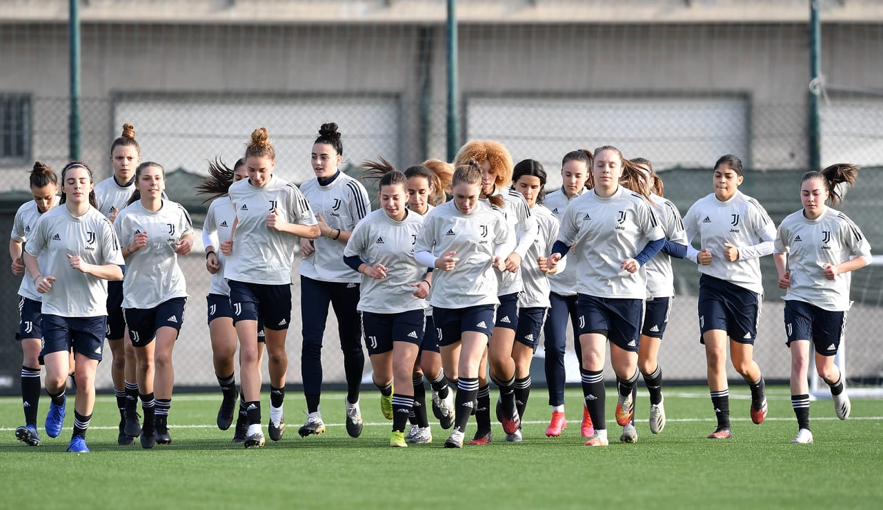 U19 Women Training (1)
