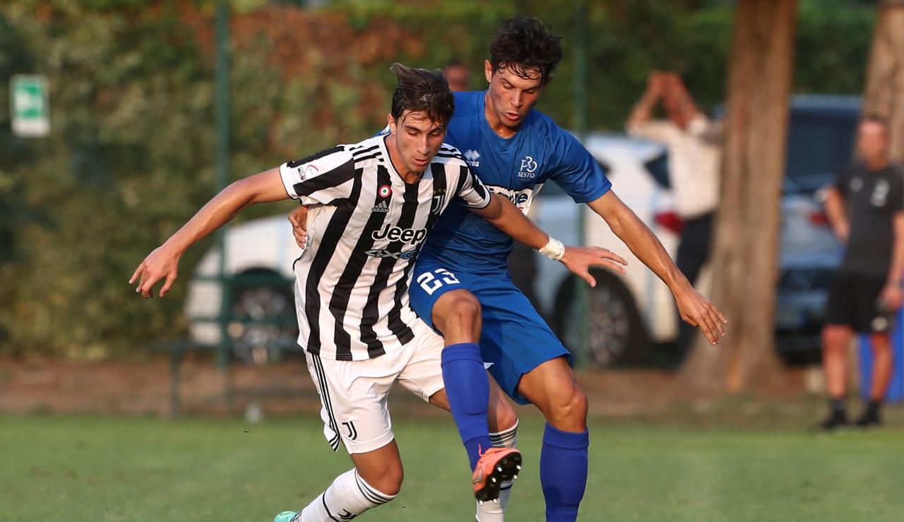 Coppa Italia Serie C | Pro Sesto - Juventus Under 23 | Foto 10
