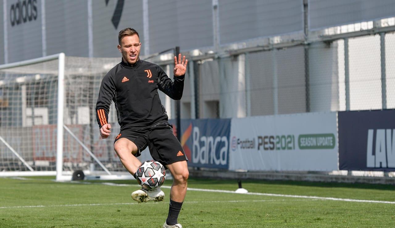 Training UCL pre Juve-Porto (14)