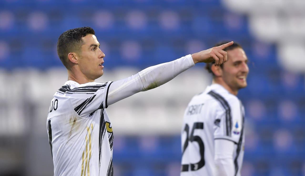 08 Cagliari Juve 14 marzo 2021