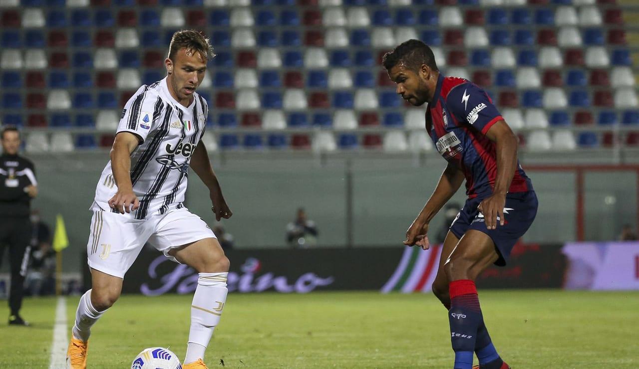 03 Crotone Juventus 17 ott 2020