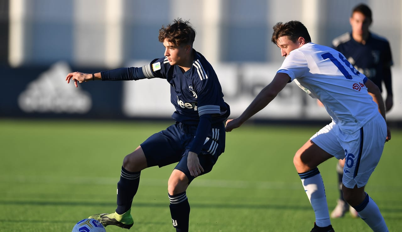 U19 Juve Atalanta Amichevole  (2)