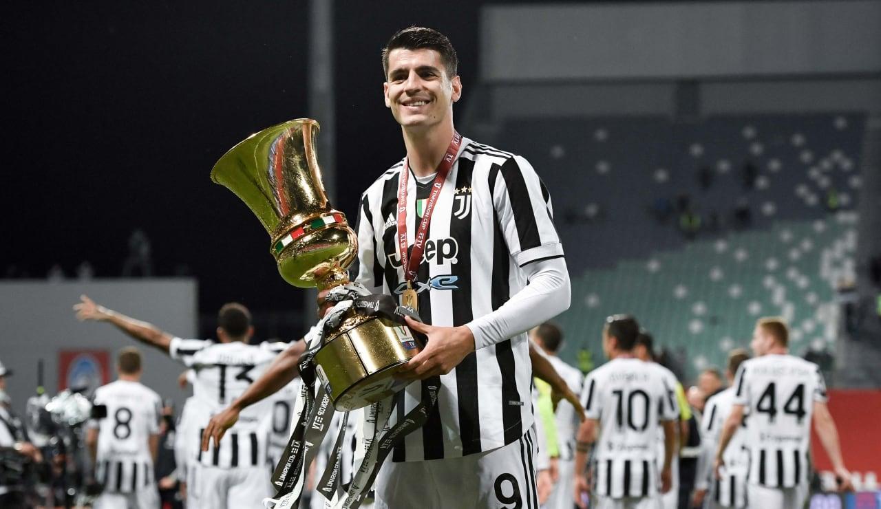 Esultanza Coppa Italia 19 maggio 2021 - 28