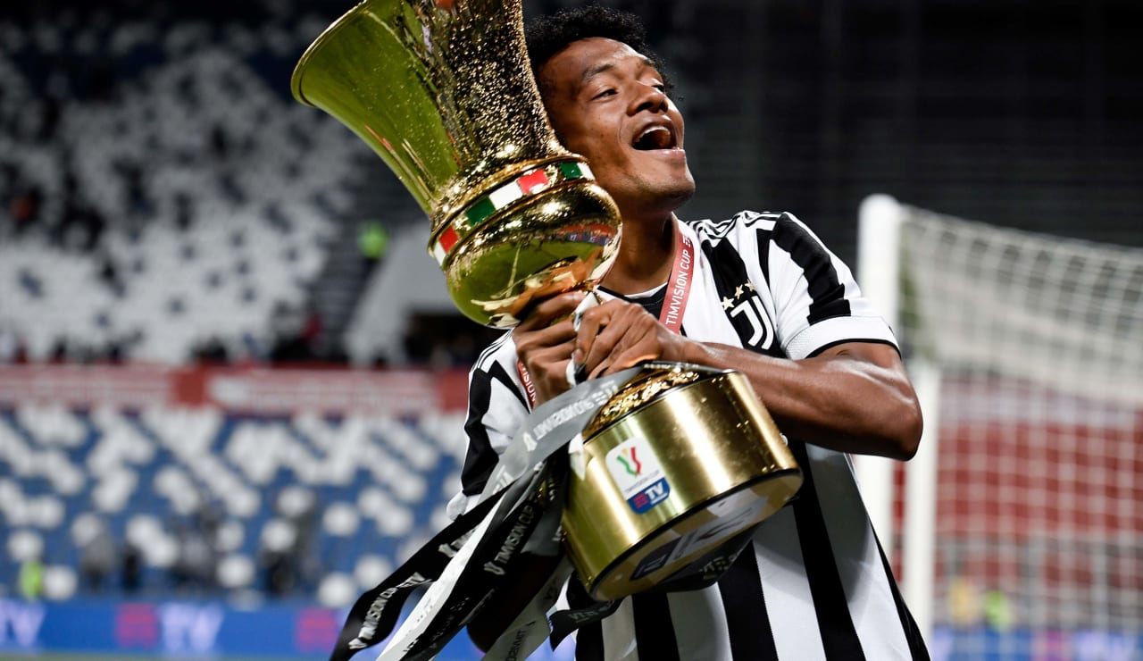 Esultanza Coppa Italia 19 maggio 2021 - 27