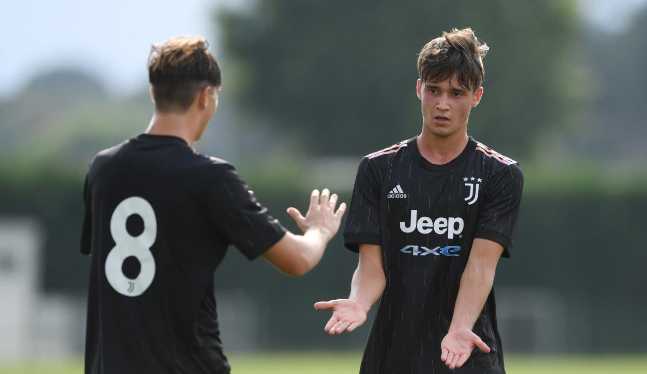 Under 23 | Amichevole | Juventus - Pro Vercelli | Foto 3