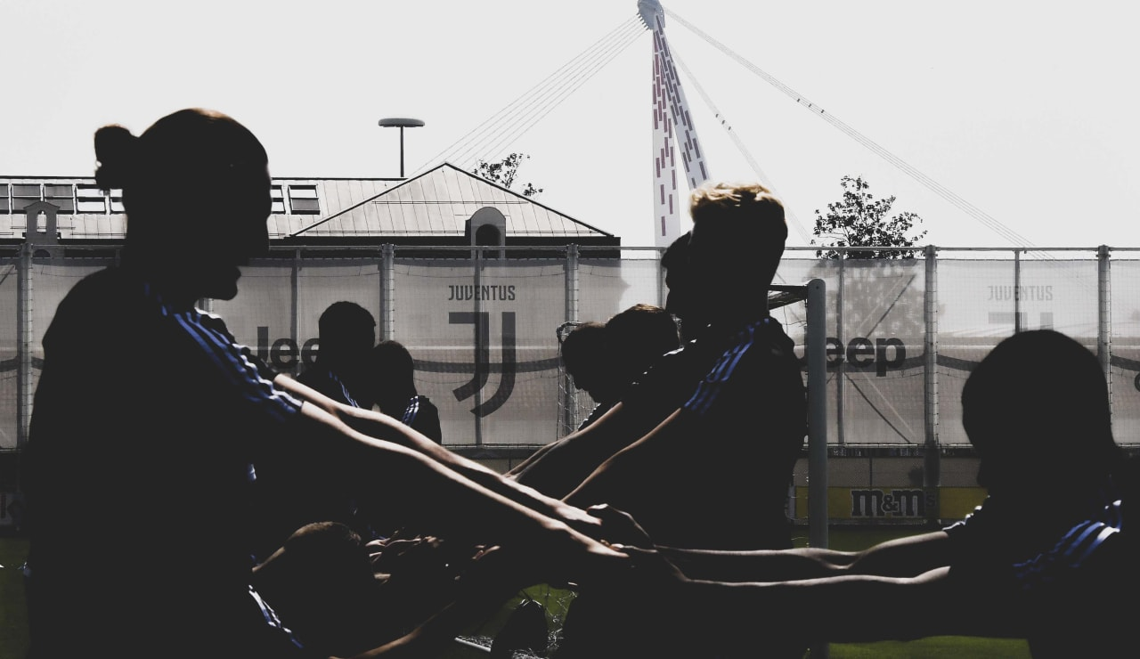 Stronger Scudetto Behind the scenes 13