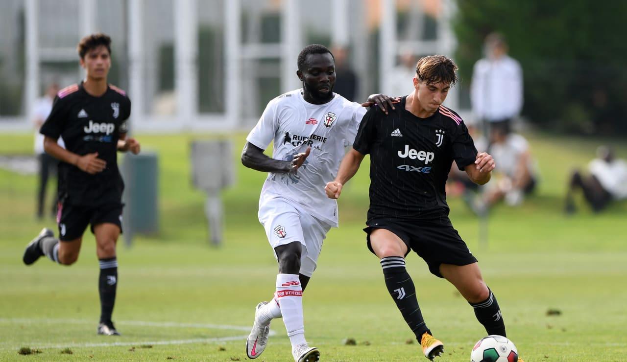 Under 23 | Amichevole | Juventus - Pro Vercelli | Foto 6