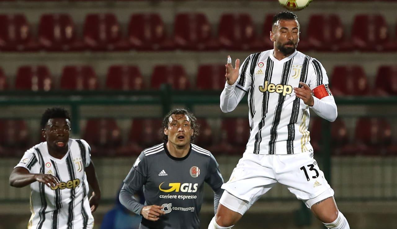 Alessandria - Juventus Under 23 - 2