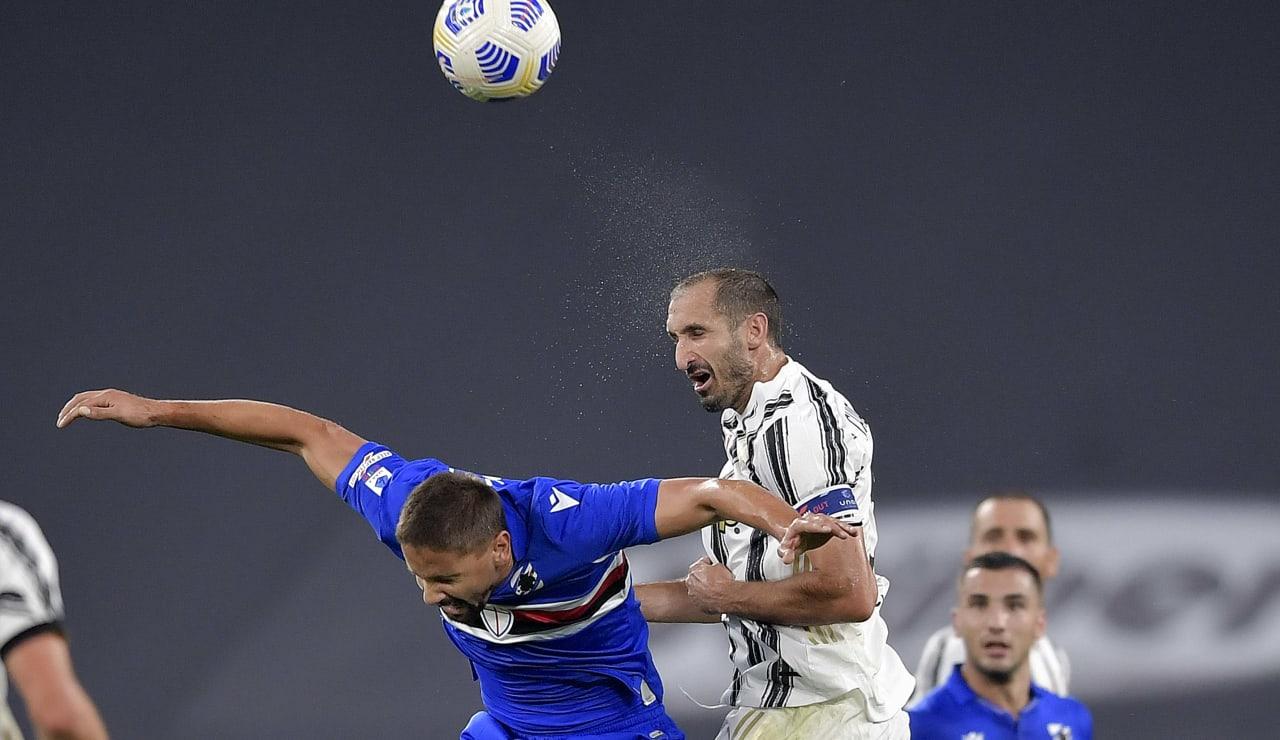 16 Juventus Sampdoria 20 settembre 2020