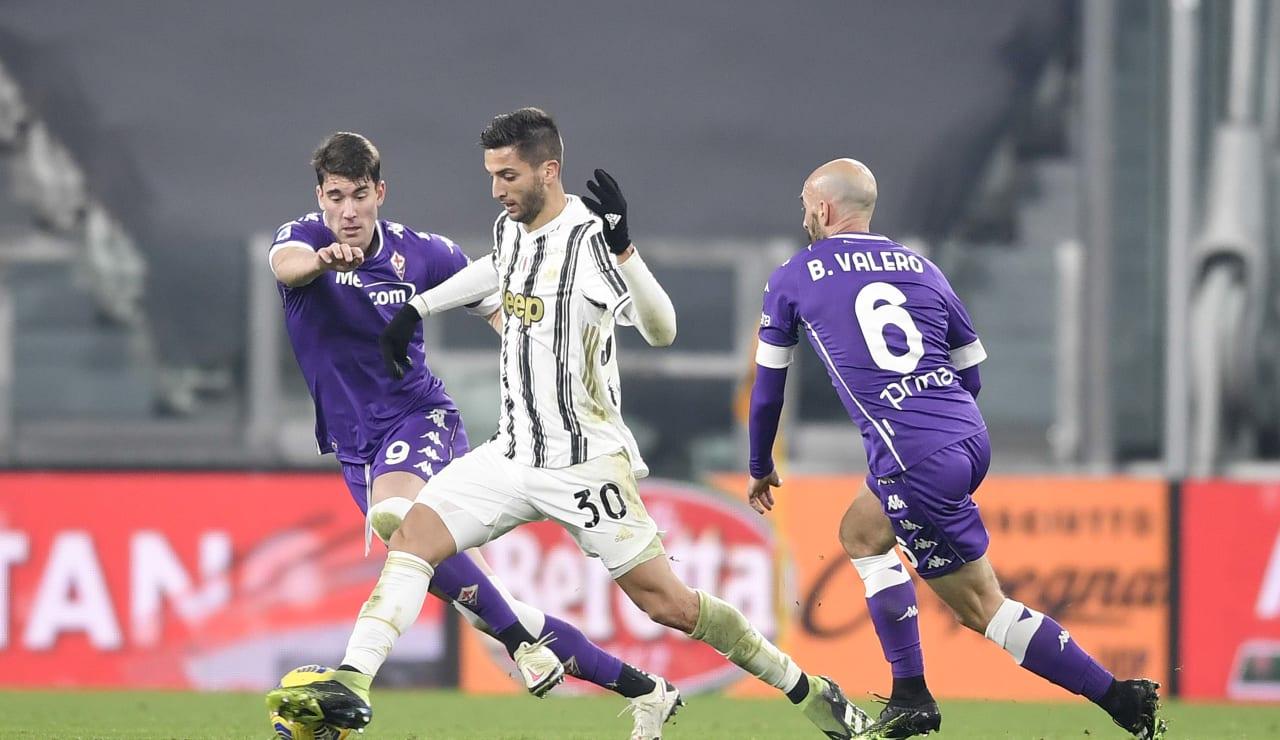12 Juventus Fiorentina 22 dicembre 2020