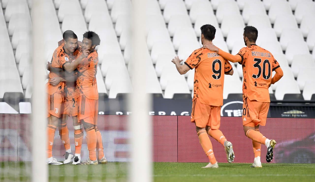 09 Spezia Juventus 1 novembre 2020