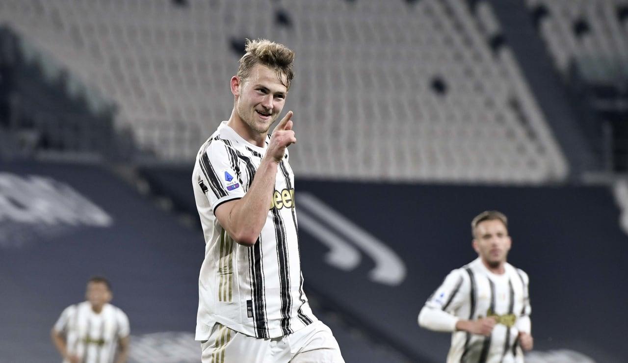 17 Juventus Parma 21 aprile 2021
