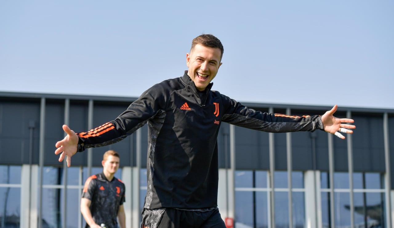 Training UCL pre Juve-Porto (5)