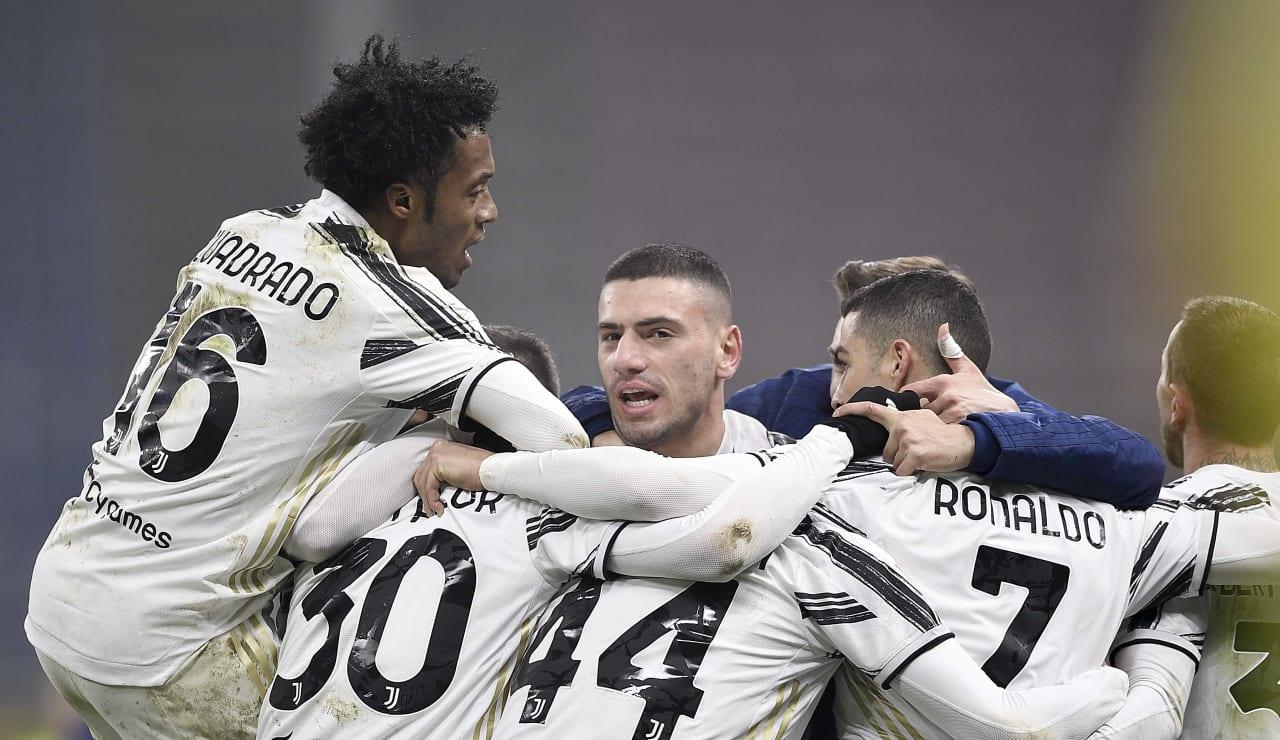 12 Inter Juventus 2 febbraio 2021