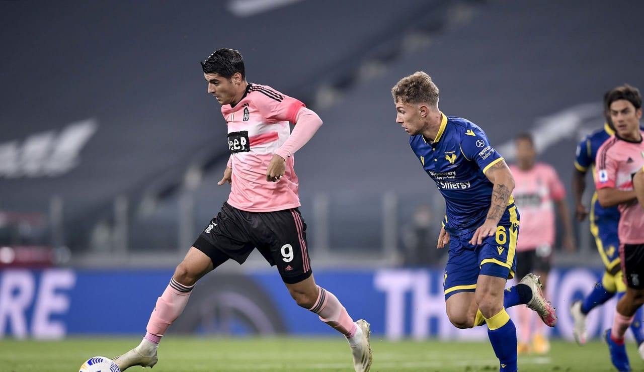 12 Juventus Hellas Verona 25 ottobre 2020
