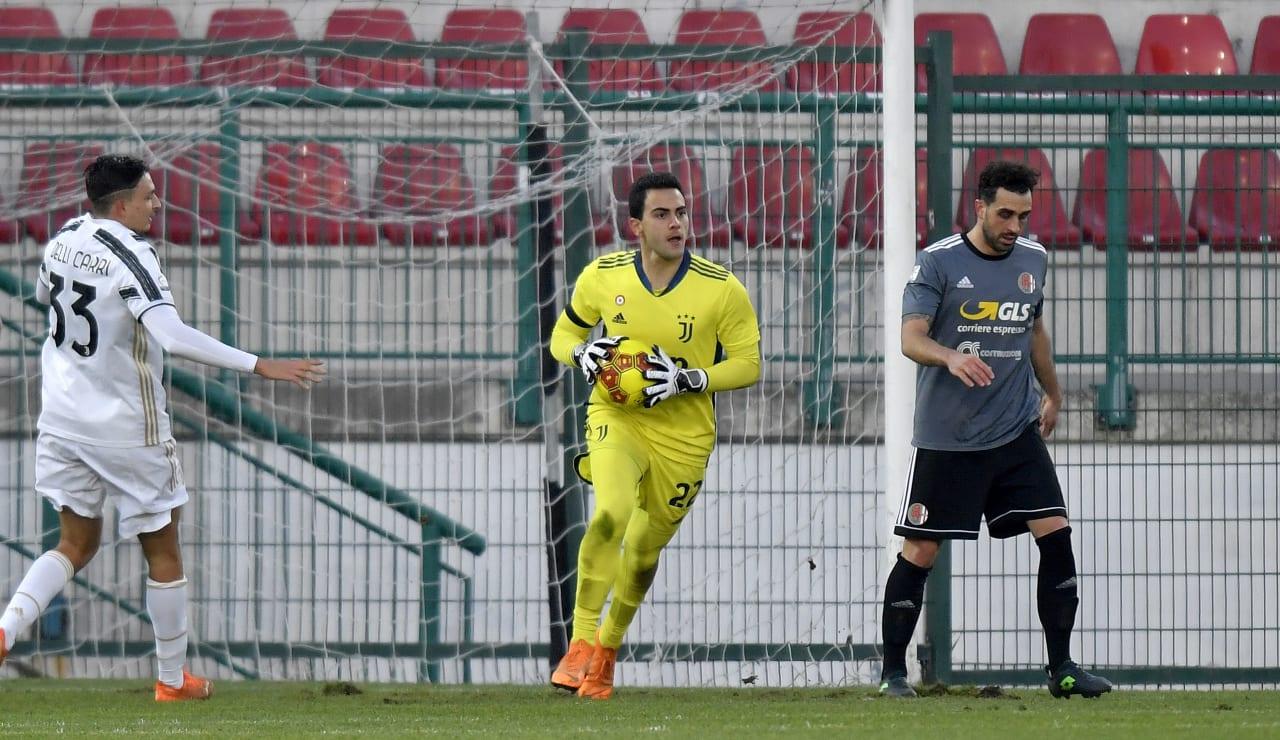 Juventus Under 23 v Alessandria 16