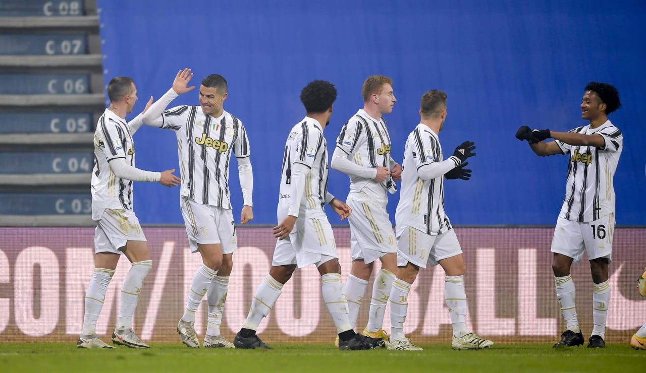 LIVE Gol Juve Napoli Supercoppa 20 gennaio 2021