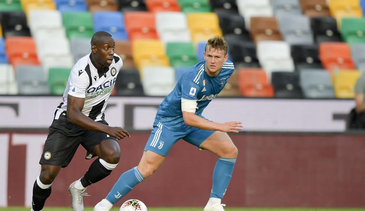 Udinese Juventus 23 luglio 2020 05