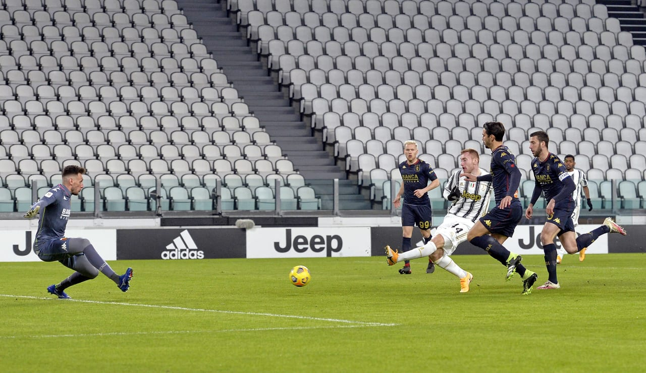 02 Juventus Genoa 13 gennaio 2021