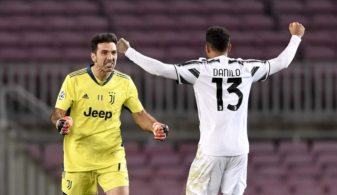 19 Barcelona Juventus 8 dicembre 2020