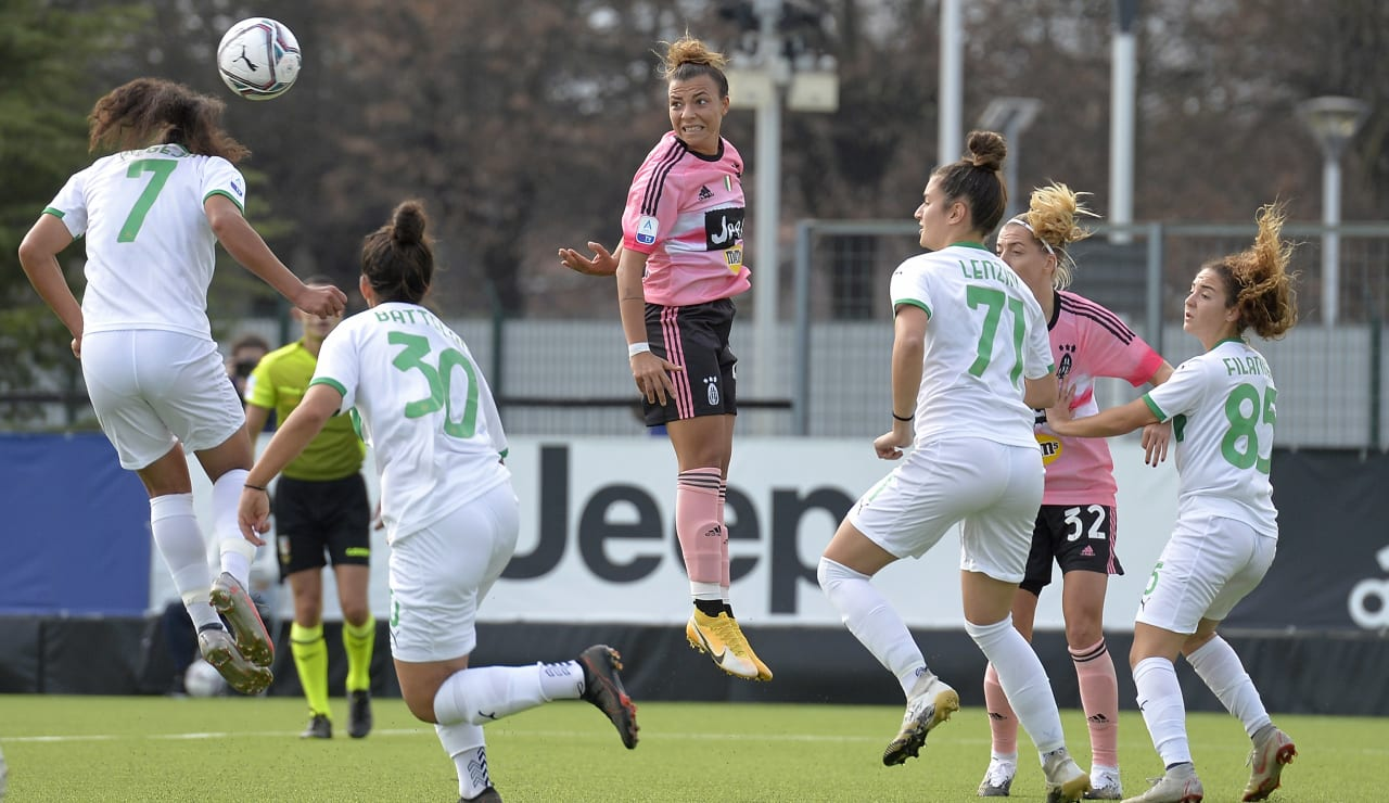JWomen-Sassuolo