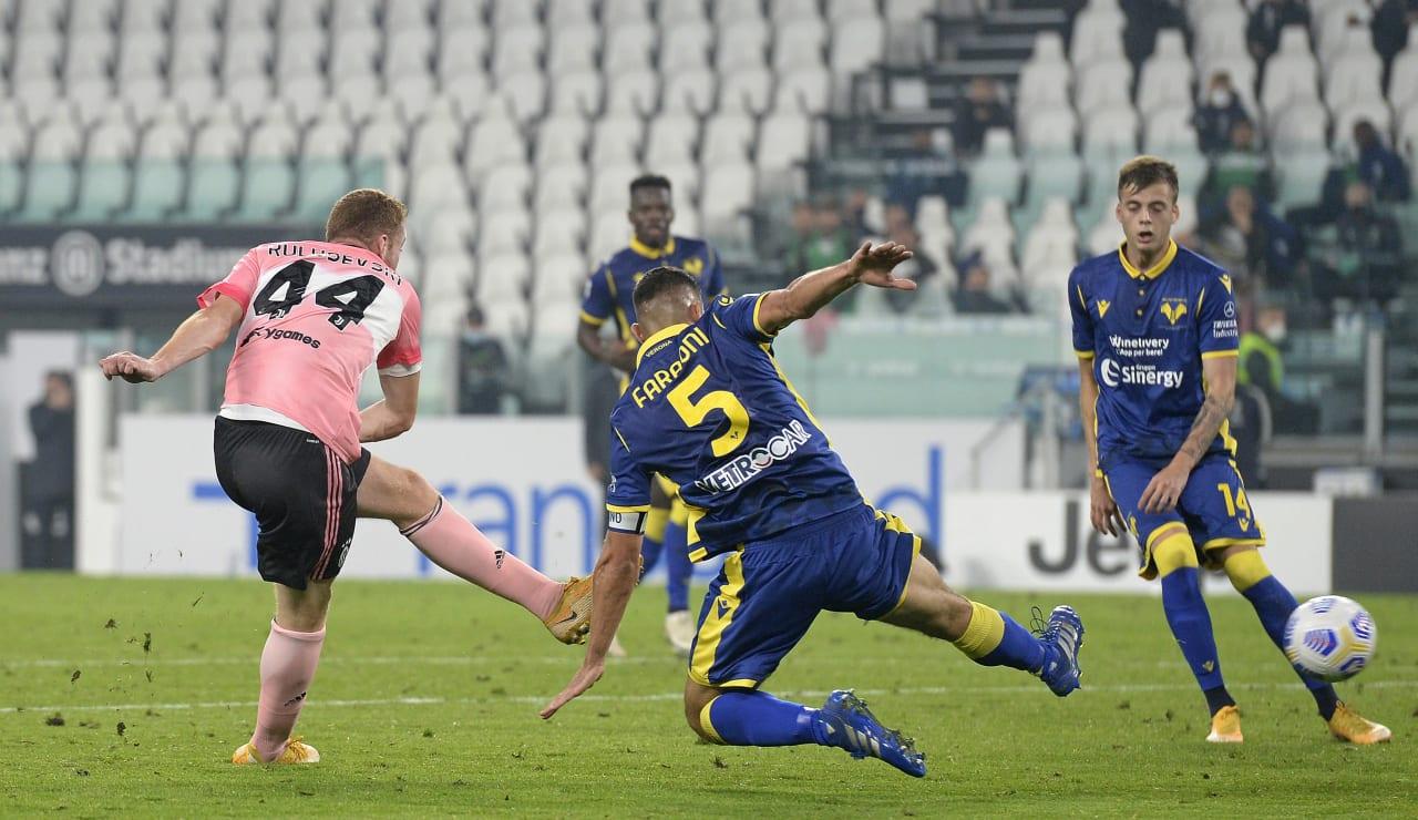 09 Juventus Hellas Verona 25 ottobre 2020
