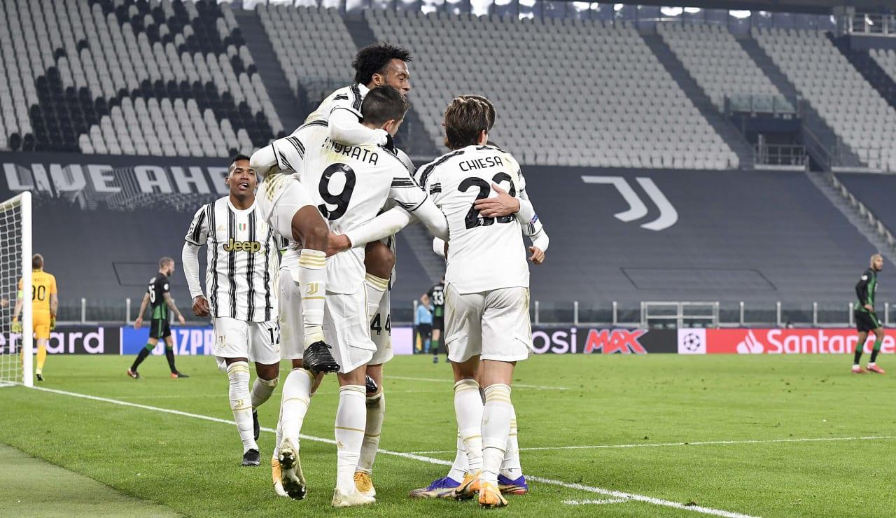 18 Juve Ferencváros 24 novembre 2020