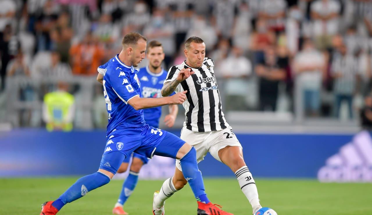 11 Juventus Empoli 28 agosto 2021