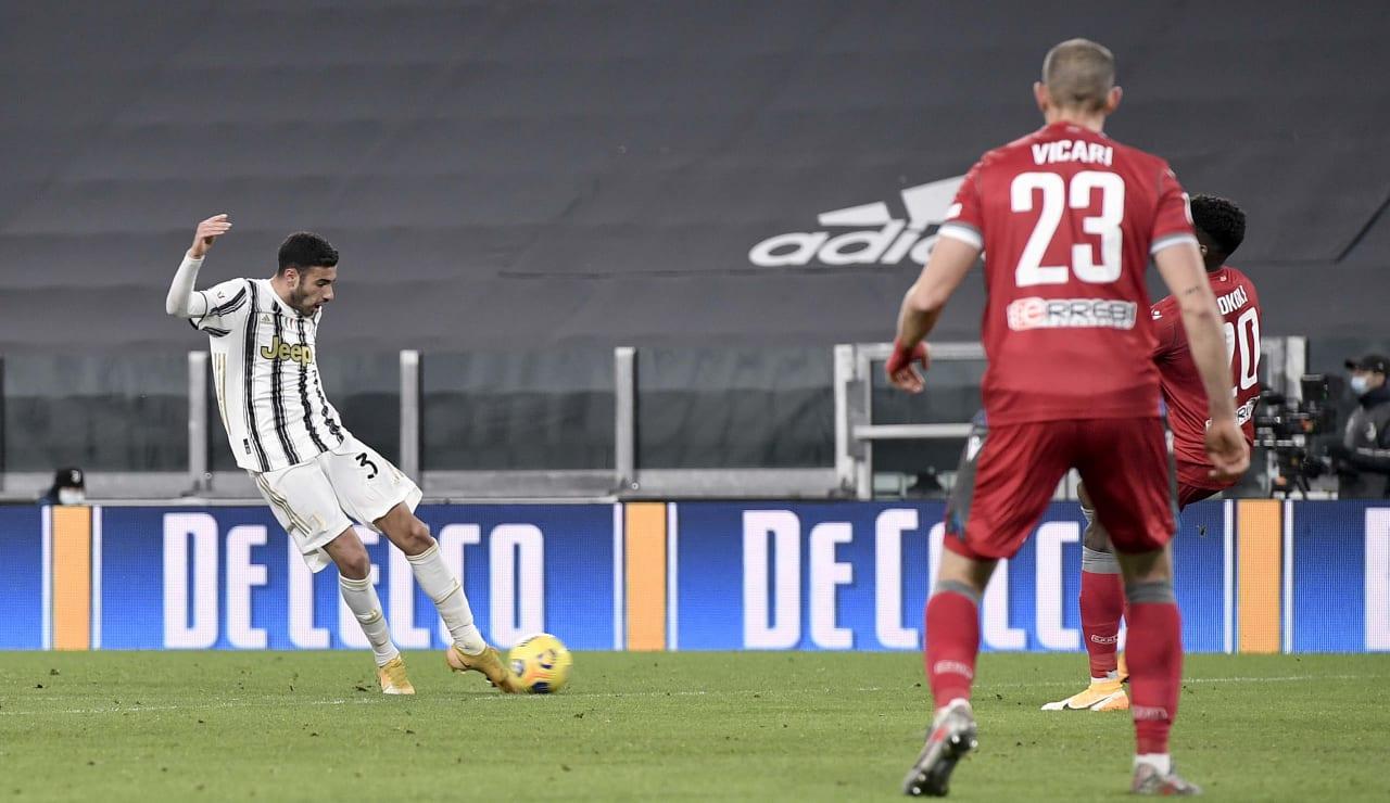 06 Juventus Spal 27 gennaio 2021