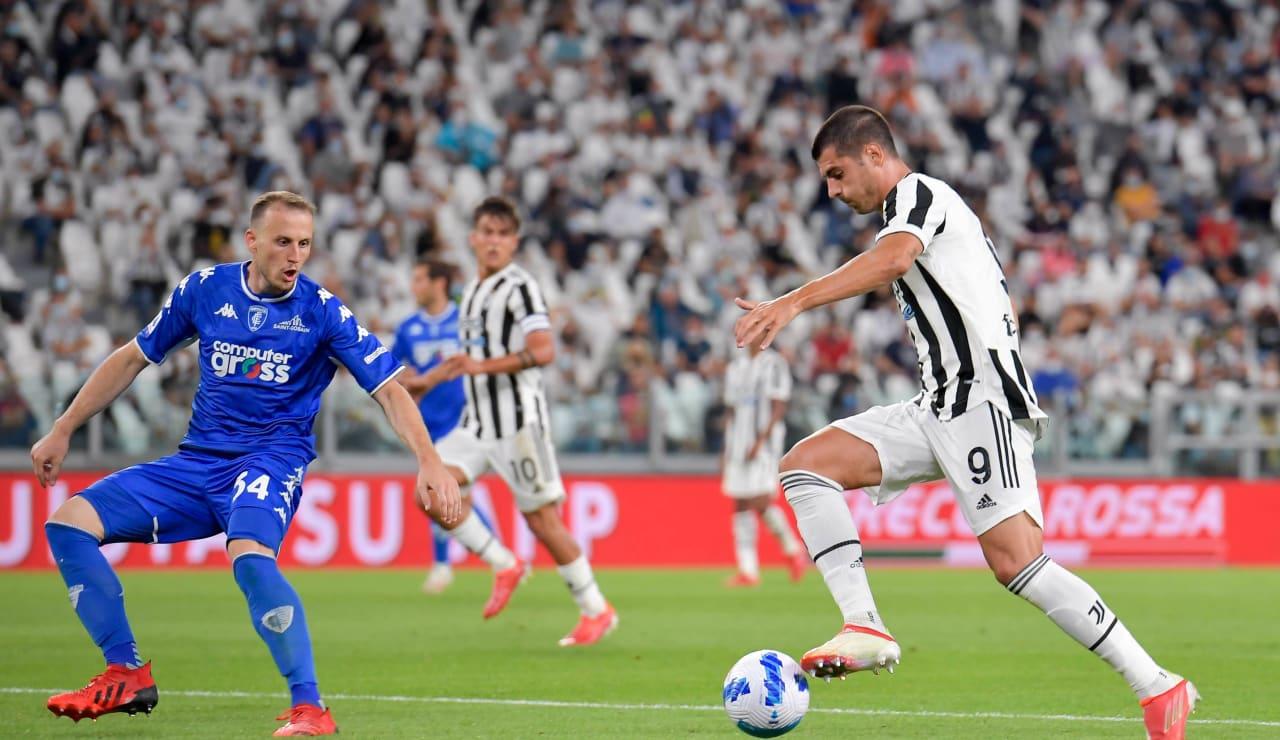 14 Juventus Empoli 28 agosto 2021
